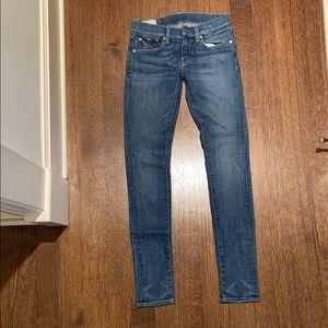 Polo Ralph Lauren Women's Tompkins Skinny Jean